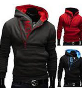 Men Fashion Hoodie MH_011