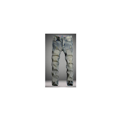 Men Grey Jeans MJ-DTG_004