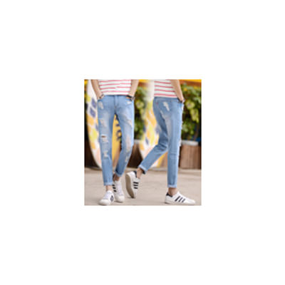 Men Dark Blue Jeans MJ-DTG_009