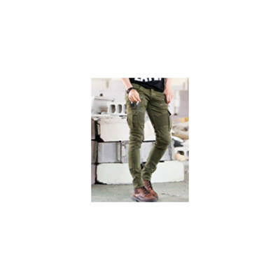 Men Green Jeans MJ-DTG_020