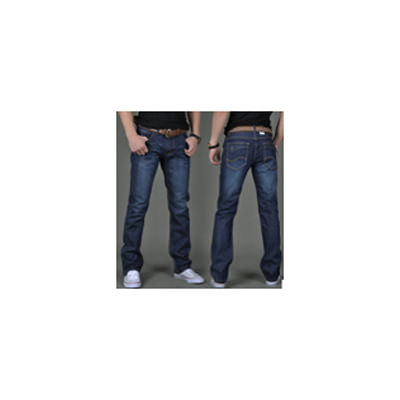 Men Dark Blue Jeans MJ-DTG_028