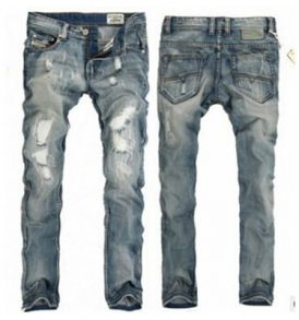 Men Grey Jeans MJ-SCI_032