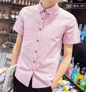 Men Half Sleeves Shirt MS-SCI_038