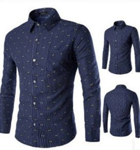 Men Printed Shirt MS-SCI_039