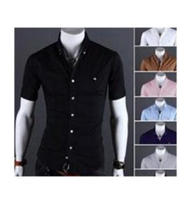 Men Casual Shirt MS-ZGA_035