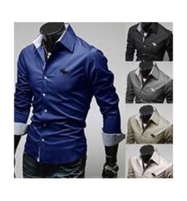 Men Partywear Shirt MS-ZGA_039