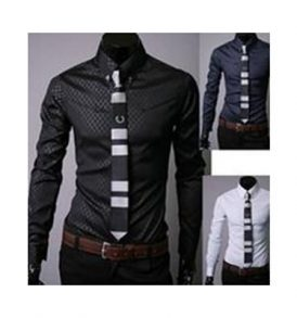 Men Formal Shirt MS-ZGA_042