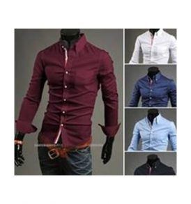 Men Casual Shirt MS-ZGA_043