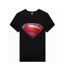 Men Superman T-shirt MT-ZGA_016