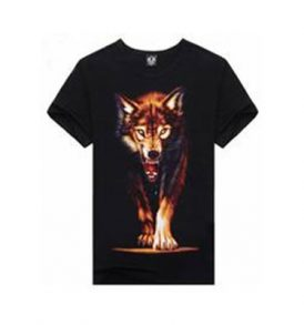 Men Dark Grey Graphic T-shirt MT-ZGA_018