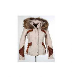 Ladies Fabric Jacket