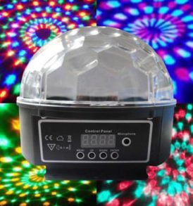 Crystal Ball with lcd display CLD-CL-LLL_XL-100C