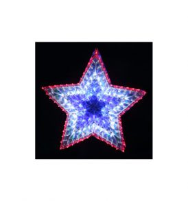 Big Star Motif Series LED CLD-CL-LMS_IPS8