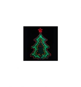 Christmas Tree 120 LED Santa Claus Christmas Lights CLD-LCL-SC_021