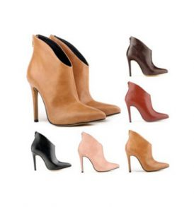 Women  Ankle Boots WSH-WW_769-1 YP