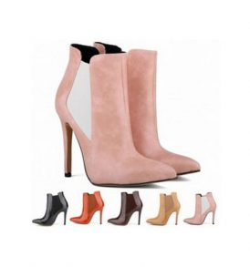 Women  Ankle Boots WSH-WW_769-2 YP